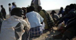 مهاجرين إثيوبيين