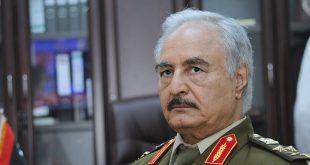 اللواء الليبي خليفة حفتر