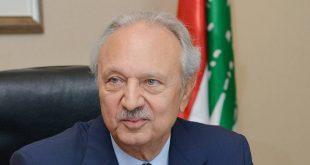 وزير المالية اللبناني السابق محمد الصفدي