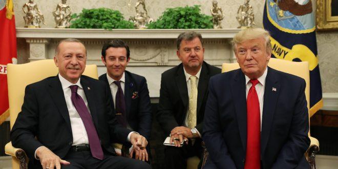 ترامب وأردوغان في البيت الأبيض