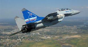 طائرة ميج 35 الروسية