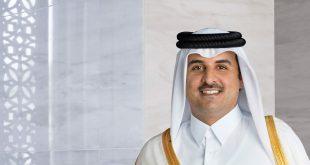 الشيخ تميم بن حمد آل ثاني أمير دولة قطر