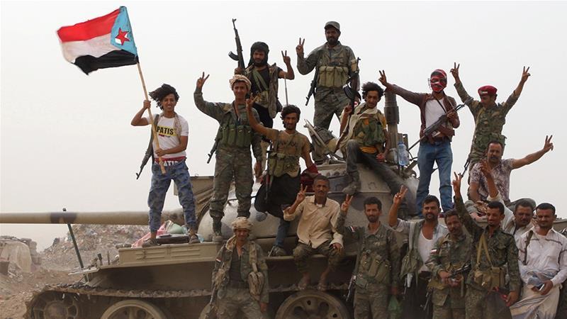 """Photo of المدعومون من الإمارات يؤكدون أن الانقلاب في جنوب اليمن """"لا رجوع عنه"""""""