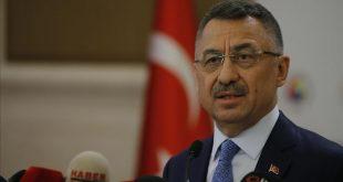 نائب الرئيس التركي فؤاد أوقطاي