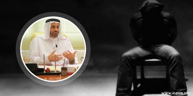 الدكتور محمد الركن معتقل منذ 6 سنوات في السجون الإماراتية