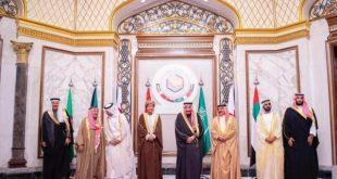 صورة تذكارية للزعماء الذين حضروا قمة الرياض 2019