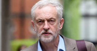 زعيم حزب العمال المعارض الرئيس في بريطانيا جيريمي كوربين