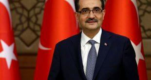وزير الطاقة والموارد الطبيعية التركي فاتح دونميز