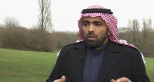 الناشط الحقوقي غانم الدوسري