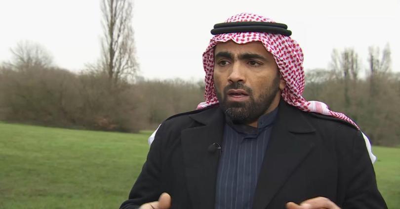 Photo of تجسست عليه لسنوات.. ناشط سعودي يرفع قضية ضد السعودية في بريطانيا