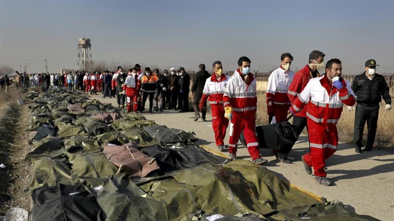 Photo of إيران: إسقاط الطائرة الأوكرانية لم يكن بأوامر عليا
