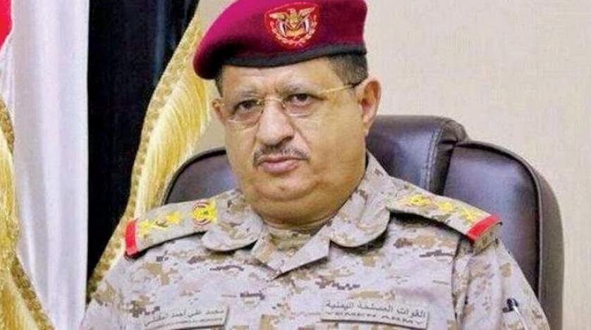 صورة مقتل 6 جنود في محاولة اغتيال وزير الدفاع اليمني
