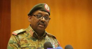 وزير الدفاع السوداني الراحل جمال الدين عمر