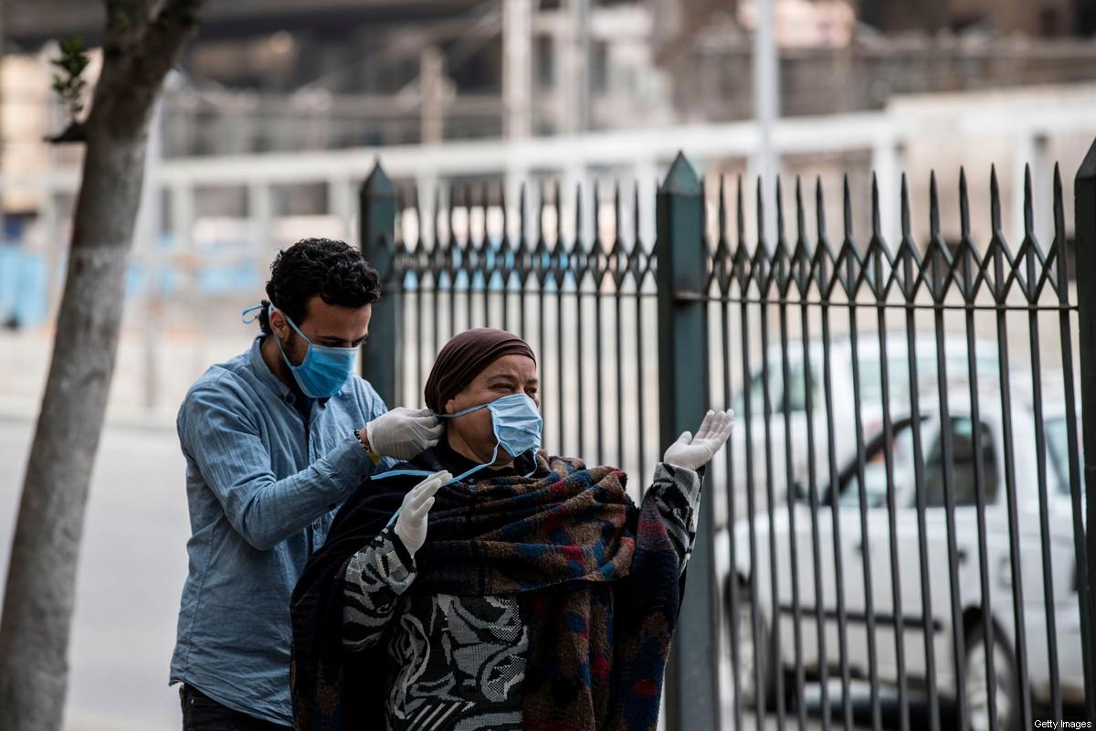 صورة رقم قياسي لعدد وفيات فيروس كورونا في مصر خلال يوم واحد