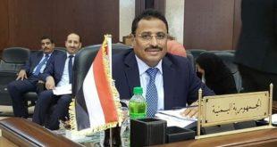 وزير النقل اليمني المستقيل صالح الجبواني