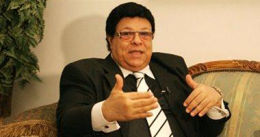 صورة وفاة الفنان المصري القدير إبراهيم نصر نجم الكاميرا الخفية