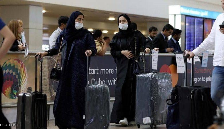 إجراءات للوقاية من كورونا في الإمارات