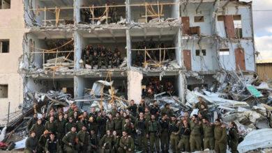 """Photo of شاهد بالصور.. جيش الاحتلال الإسرائيلي يجري مناورة """"لم يسبق لها مثيل"""""""
