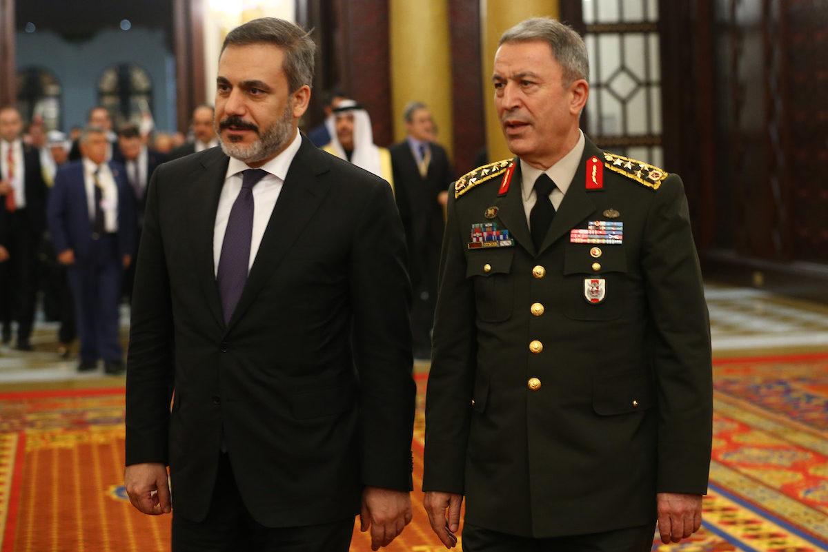 Photo of رئيس المخابرات التركية يزور العراق سرًا
