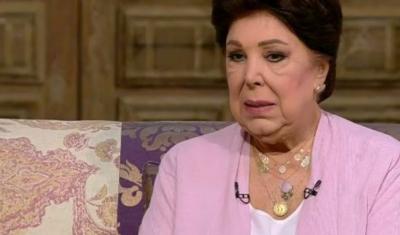 صورة رجاء الجداوي.. ماذا كانت نتيجة الفحص الثالث لفيروس كورونا؟