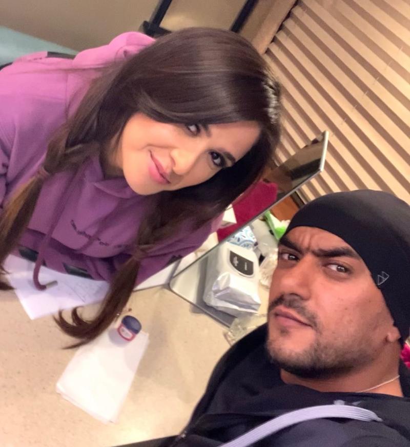 Photo of ياسمين عبد العزيز تدعم البطولة الأولى لزوجها أحمد العوضي