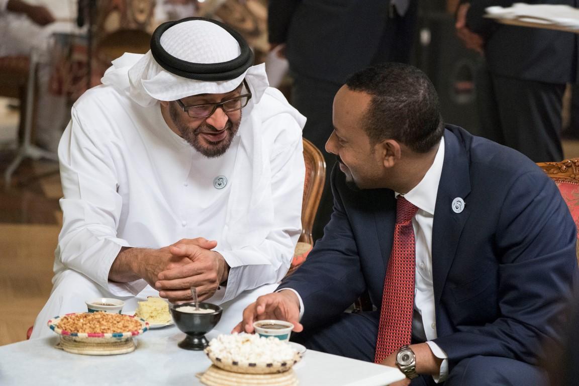 صورة سد النهضة يُحيّر الإمارات.. هل تدعم مصر ضد أثيوبيا؟