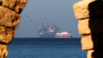 "Photo of لبنان: استكشاف إسرائيل النفط والغاز قرب الحدود ""خطير للغاية"""