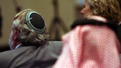 """Photo of مخطط الضم """"لن يمسّ"""" العلاقات الأمنية بين الخليج وإسرائيل"""