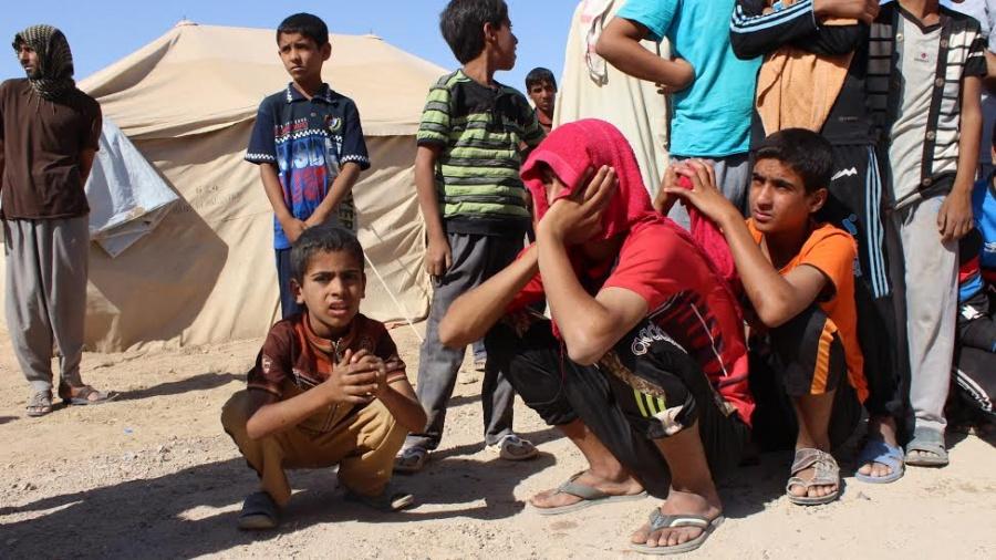 Photo of مليون نازح عراقي ينتظرون العودة إلى منازلهم