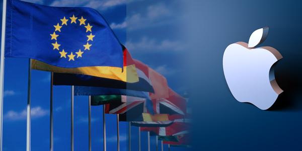 ابل والخلاف الضريبي مع المفوضية الأوروبية