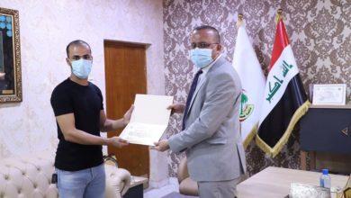 Photo of شـاهد| ممرض عراقي يغني لرفع معنويات المرضى