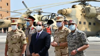 """صورة السعودية عن تدخل مصر في ليبيا: """"يدٌ واحدة"""""""