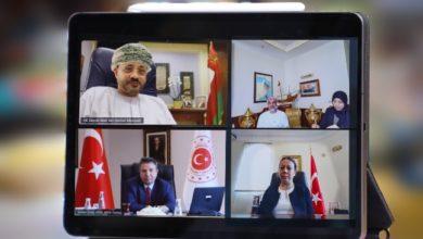 صورة تقارب تركي عماني.. هل تُقام قاعدة عسكرية على أرض السلطنة؟