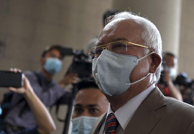 رئيس وزراء ماليزيا السابق