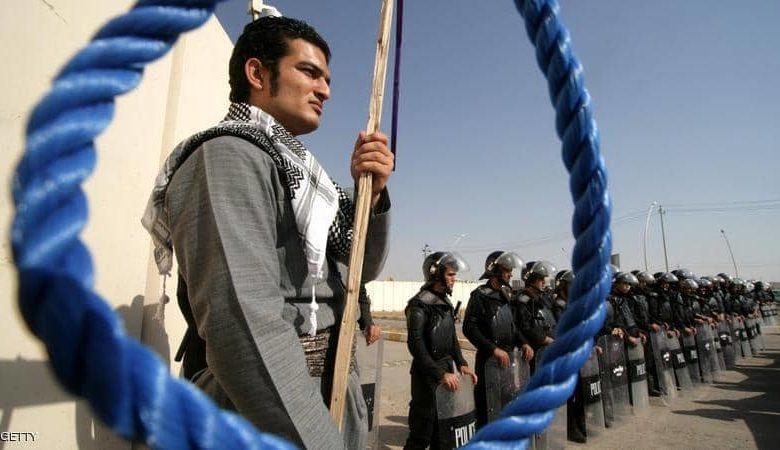إعدام إيراني متهم بالتجسس لصالح الولايات المتحدة وإسرائيل