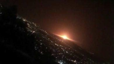 "Photo of الأحدث بسلسلة حوادث ""غامضة"".. انفجارات في طهران وانقطاع للكهرباء"