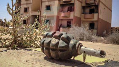 Photo of قلق بريطاني من ضحايا الألغام في ليبيا