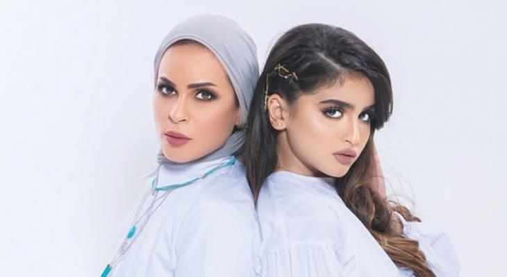 منى السابر والدة حلا الترك وطبيعة العلاقة بينها وبين ابنتها