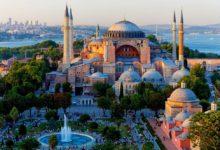 Photo of بعد استخدامه كمتحف 86 عامًا.. تركيا تعيد آيا صوفيا إلى مسجد