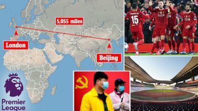 Photo of الصين تقرر التوقف عن بث مباريات الدوري الإنجليزي الممتاز