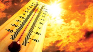 Photo of درجات الحرارة المرتفعة في الصيف وأثرها على أجسامنا