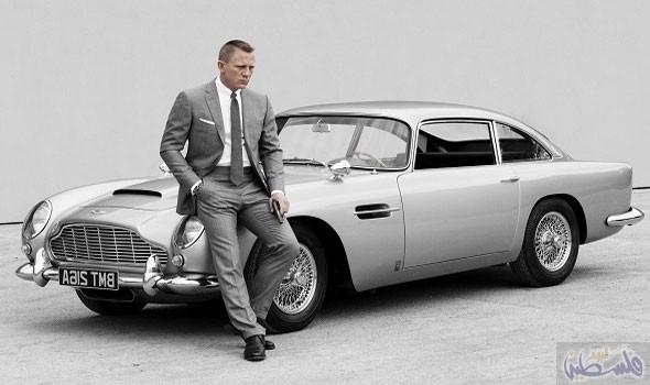 25 نسخة من سيارة جيمس بوند