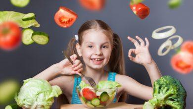 المكملات الغذائية اللازمة لنمو الطفل