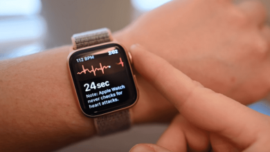 صورة الساعة الذكية أمل جديد في إنقاذ المصابين بالكورونا