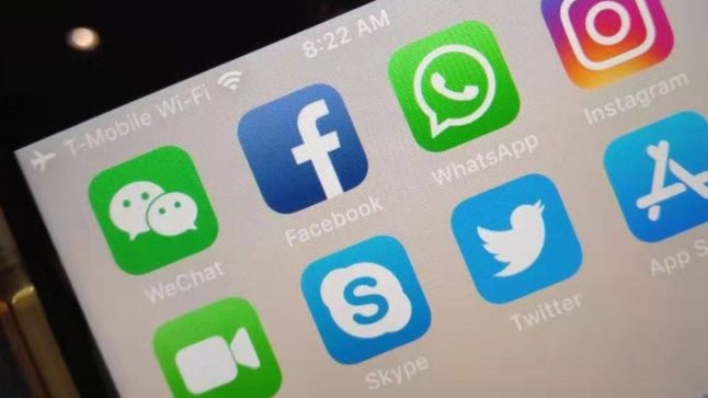 تأثراً بحظر WeChat في الصين مبيعات iPhone في خطر