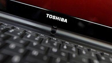 "Photo of ""توشيبا"" تخرج من سوق الحواسيب المحمولة بعد 35 عاماً"