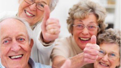 الشيخوخة المبكرة عند الرجال والنساء