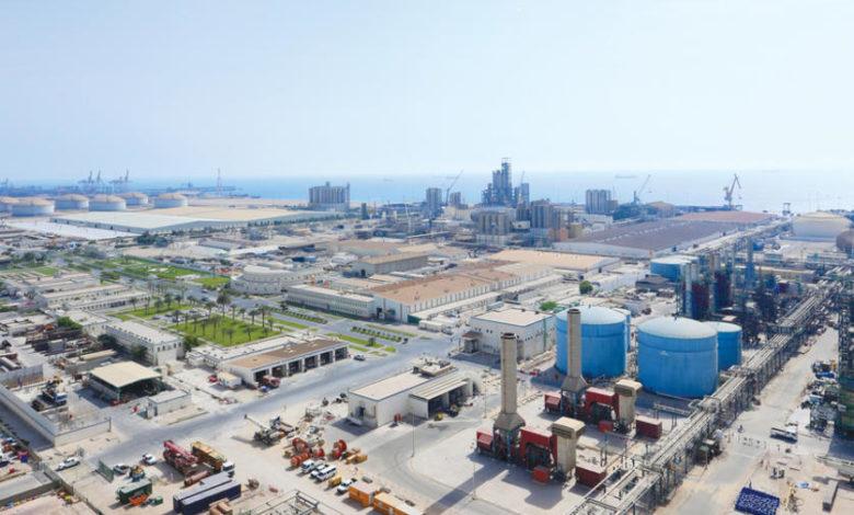منشأة تابعة لشركة صناعات قطر