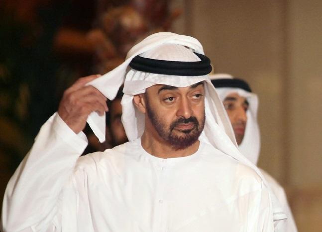 محمد بن زايد