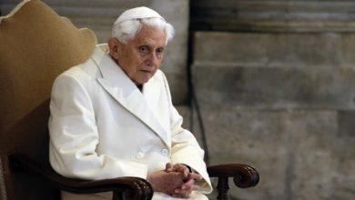 Photo of تدهور صحة بابا الفاتيكان السابق
